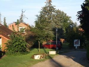 Urlauberdorf - Ferienanlage mit altem Baumbestand nur 300 m vom Strand entfernt