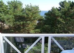 Balkon Meerblick II Ausschnitt